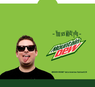 Mountain Dew campaign