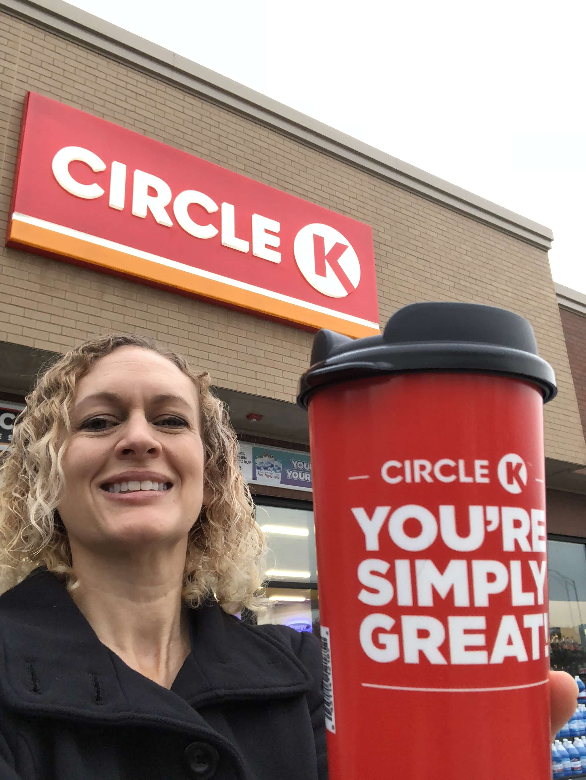 Simply great   Circle K